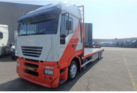 Camion Iveco porte containers Stralis 350 4x2 Gazoil Euro 3 occasion